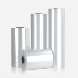 POF热收缩膜的制作都是用原材料吹膜吹出来的